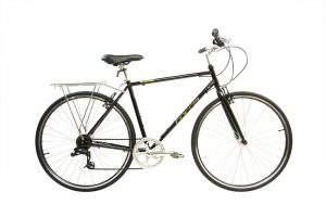 Alton DP-7 700C Wheel 7-Speed DP-780 Frame Hybrid Bike Review