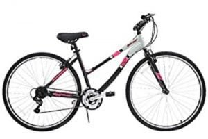 Columbia Cross Train 21-Speed, 700C Women's Hybrid Bicycle Review