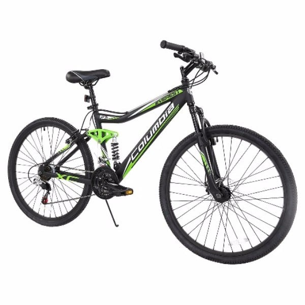 Columbia Everest Men's Dual Suspension Mountain Bike Review