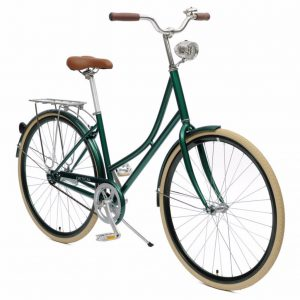Critical Cycle Diamond Frame 1-Speed Hybrid Bicycle Review