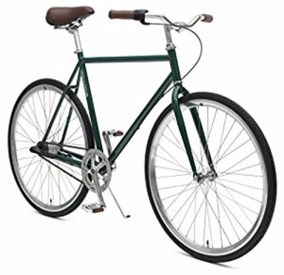 Critical Cycles Diamond 3-Speed City Coaster Commuter Bicycle Review