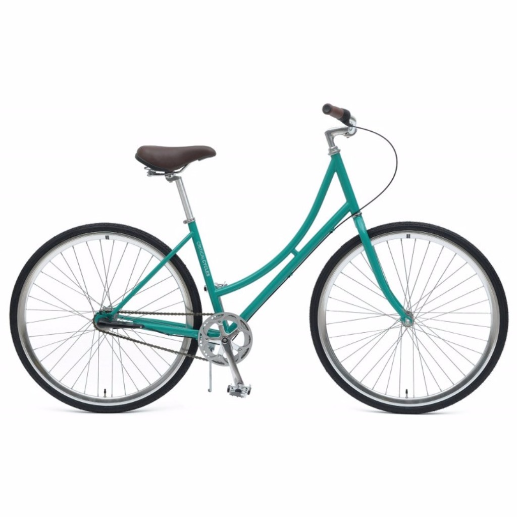 Critical Cycles Dutch Step-Thru 3-Speed City Coaster Commuter Bicycle Review