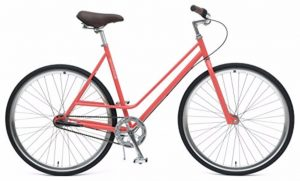 Critical Cycles Mixte 3-Speed City Coaster Commuter Bicycle Review
