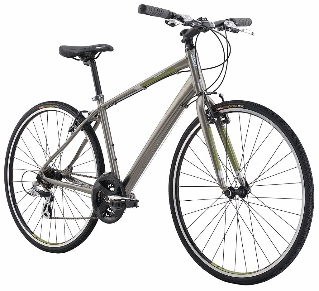 Diamondback 2016 Insight 1 Complete Performance Hybrid Bike Review