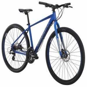 Diamondback 2016 Trace Street Performance Hybrid Bike Review