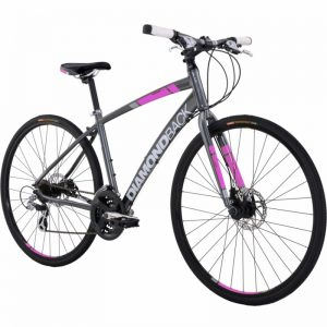 Diamondback 2016 Women's Clarity 2 Hybrid Bike Review