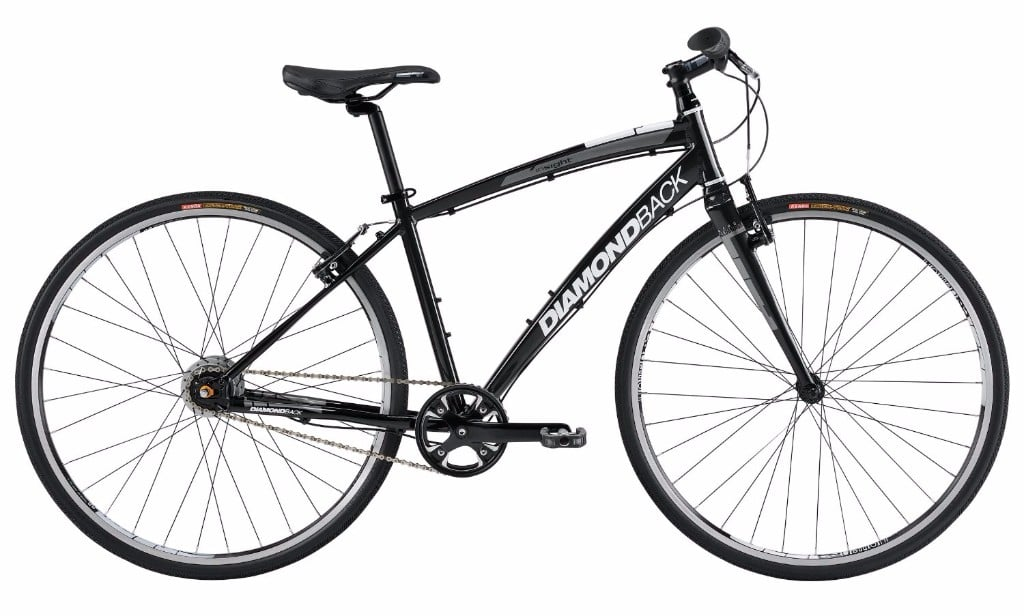 Diamondback Insight STI-8 Performance Hybrid Bike Review