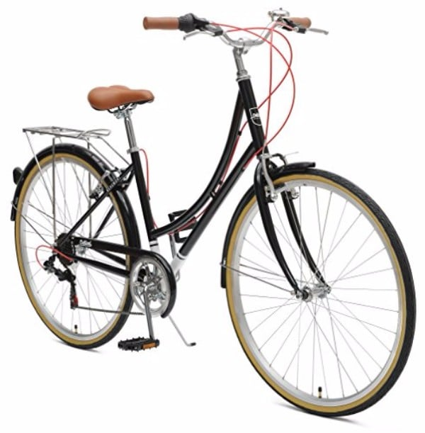 Critical Cycles Beaumont 7-Speed Men's Urban City Commuter Bike Review