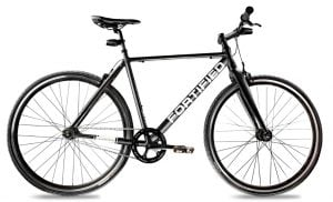 Fortified City Commuter Theft-Resistant Eight Speed Bike Review