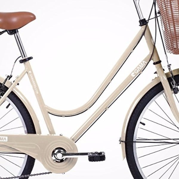 Gama Bikes Women's City Avenue 6 Speed Shimano Hybrid Bicycle Review
