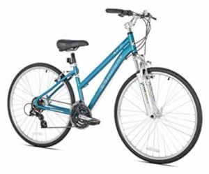 Giordano G7 Women's 700c Hybrid Bike Review