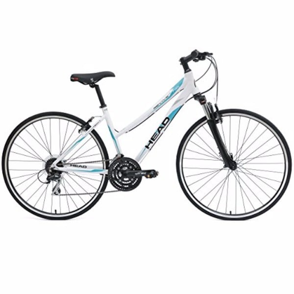 Head Revive XSL 700C White 17-Inch Hybrid Road Bicycle Review