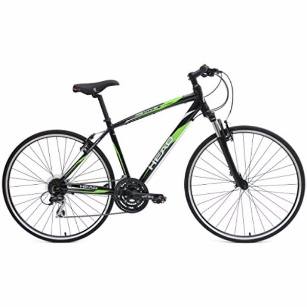 Head Revive XSM 700C Black/Green 22-Inch Hybrid Road Bicycle Review