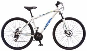 Mongoose Men's Banish 18-Inch 2.0 Hybrid Bike Review