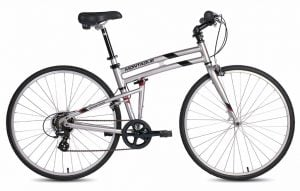 "Montague 2016 Crosstown 700c 19"" Folding Hybrid Bike Review"