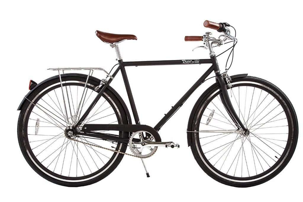 Pure City Classic Diamond Frame Bicycle Review