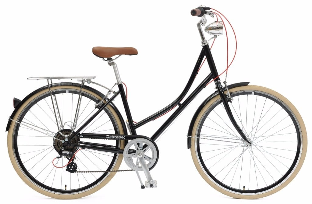Retrospec Sid-7 Dutch Style Hybrid Urban Commuter Bicycle Review