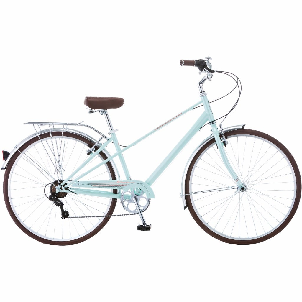 Schwinn Admiral 700c Mint Green Women's Hybrid Bike Review