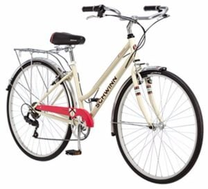 "Schwinn Fahrenbrook Cream 16"" Women's Hybrid Bike Review"