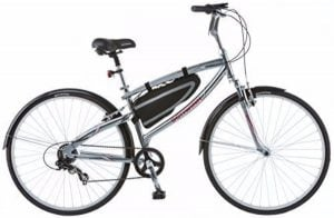 Schwinn Skyliner 700c 18-Inch Grey Men's Hybrid Bike Review