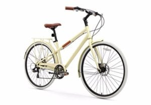 "Sixthreezero Reach Your Destination 15"" Women's 7-Speed Hybrid Bicycle Review"
