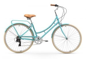 Sixthreezero Ride in the Park Women's 700C 7-Speed City Bicycle Review