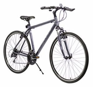 XDS Men's Cross 300 24- Speed 52cm Hybrid Bicycle Review