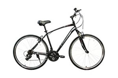 Alton Corsa ZH-300 Aluminum Black Small Hybrid Bike