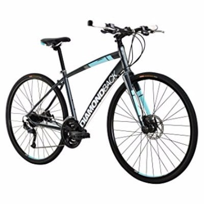 Diamondback 2016 Clarity 3 Women's Performance Hybrid Bike