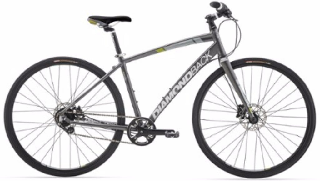 Diamondback 2016 Clarity Sti-8 Women's Hybrid Bike