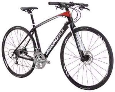 Diamondback 2016 Interval Complete Performance Hybrid Bike