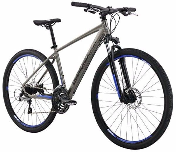 Diamondback 2016 Trace Sport Complete Dual Sport Bike Review