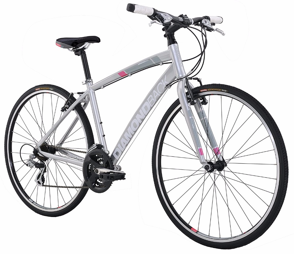 Diamondback 2016 Women's Clarity 1 Hybrid Bike Review