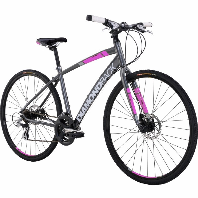 Diamondback 2016 Women's Clarity 2 Hybrid Bike