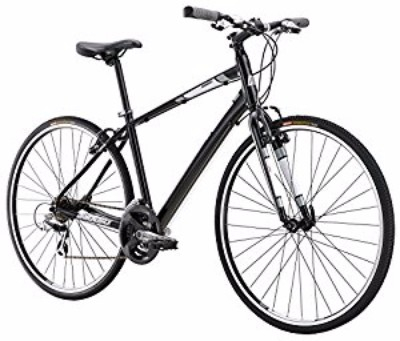 Diamondback Insight ST Performance Black Hybrid Bike Review