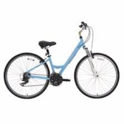 BikeHard LadyCruz Lady's Fit Powder Blue Hybrid Bike