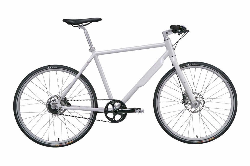 Biomega NYC 8 Speed Hybrid Bike