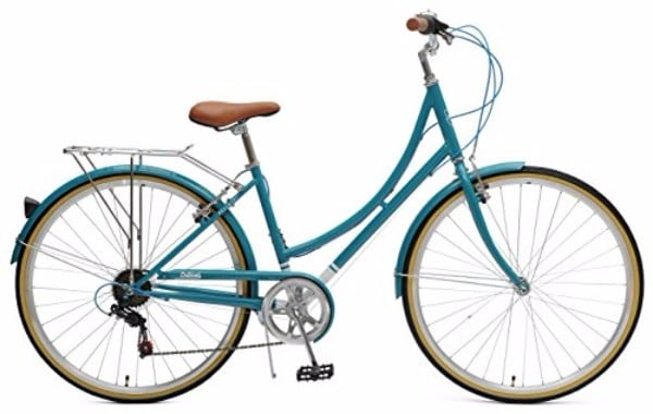 Critical Cycles Beaumont 7-Speed Lady's Urban City Commuter Bike Review