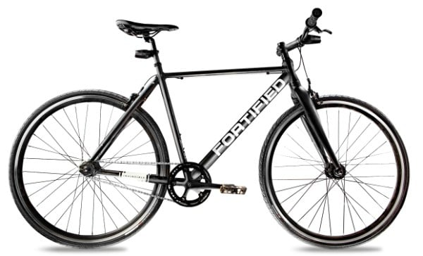 Fortified City Commuter Theft-Resistant Single Speed Bike