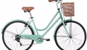 Gama Bikes Women's Boardwalk 6 Speed Urban Bicycle Review