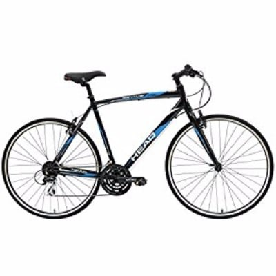 Head Revive 700c Wheels Men's Black Hybrid Road Bicycle Review