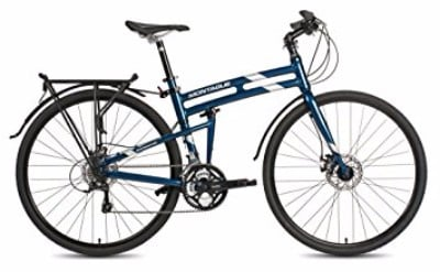 "Montague 2016 Navigator 700c 17"" Folding Hybrid Bike"