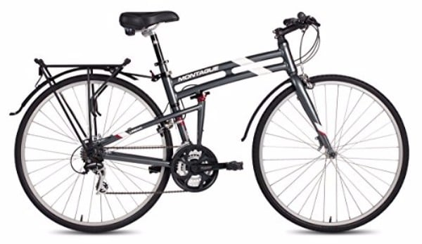 Montague 2016 Urban 700c Pavement Folding Hybrid Bike Review