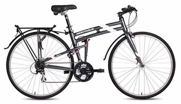 Montague 2016 Urban Folding 700c Pavement Hybrid Bike Review