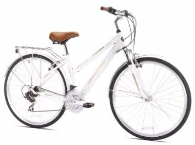 Northwoods Springdale Women's 700c 21-Speed Hybrid Bicycle Review