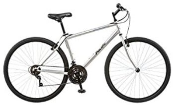 Pacific Bryson Men's 700c 18-Inch Silver Hybrid Bike Review
