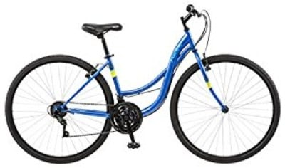 Pacific Trellis Women's 700c 16-Inch Blue Hybrid Bike Review