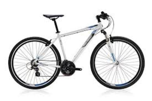 Polygon Bikes Heist 1 White 53cm Hybrid Bicycle Review
