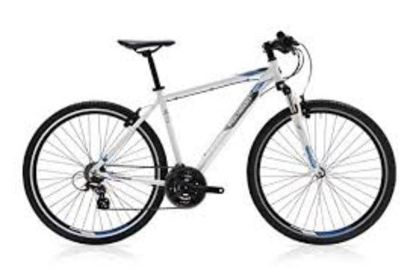 Polygon Bikes Heist 1 White 53cm Hybrid Bicycle