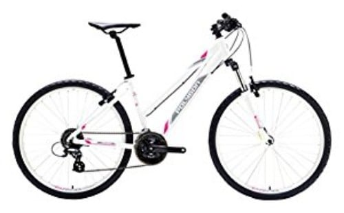 "Polygon Bikes Premier 2 16"" Pearl White/Pink Hybrid Bicycle Review"
